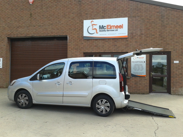 Citroen Berlingo VTR 2011