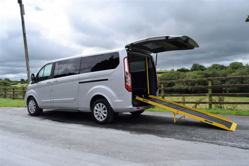 2020 Ford Tourneo Custom Fortitude 320 L2 Titanium 2.0 TDCi 130PS