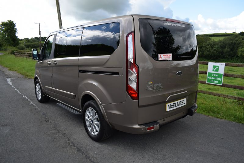 2019 Ford Tourneo Custom Freestyle 310 L1 Titanium X 2.0 TDCi 130PS