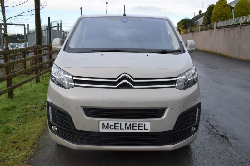 2018 Ford Grand Tourneo Connect Flexi Zetec TDCi 100PS