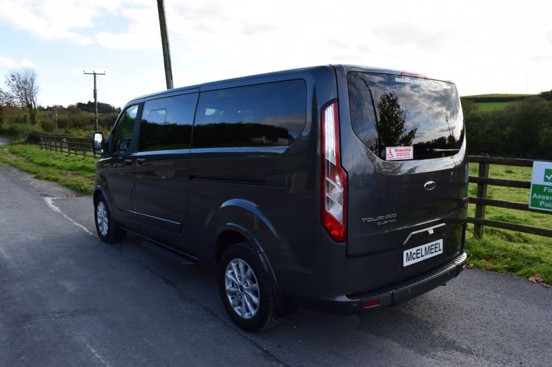 2019 Ford Tourneo Custom Freeway 310 L2 Titanium X 2.0 TDCi 130PS