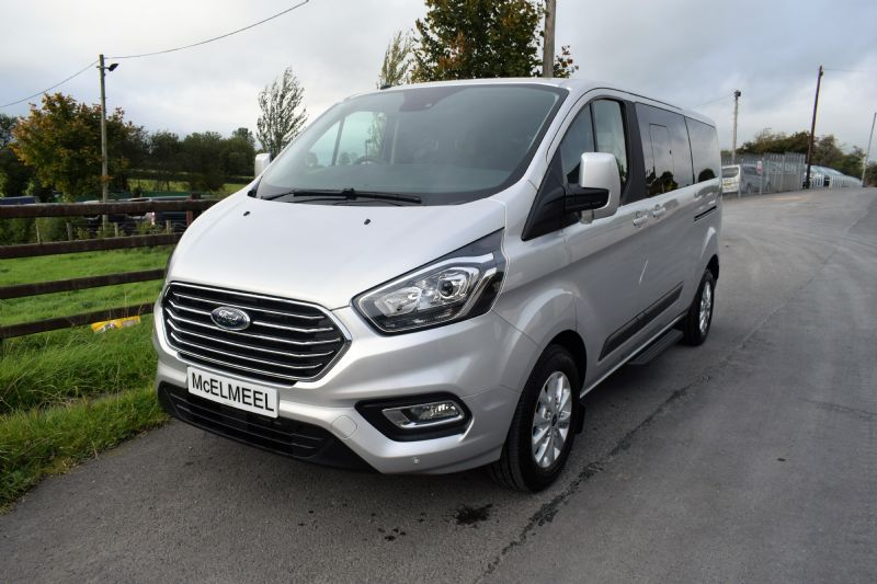 2019 Ford Tourneo Custom A-Cab 2.0 Zetec 130