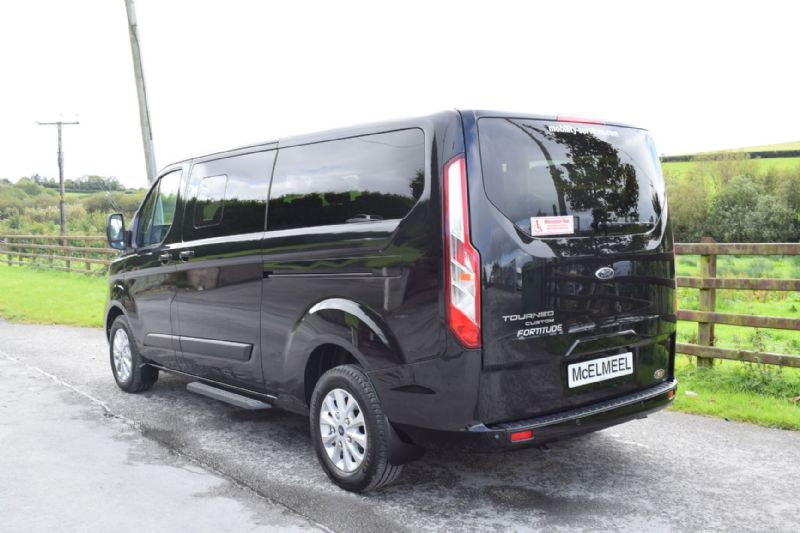 2019 Ford Tourneo Custom Fortitude 320 L2 Zetec 2.0 TDCi 105PS