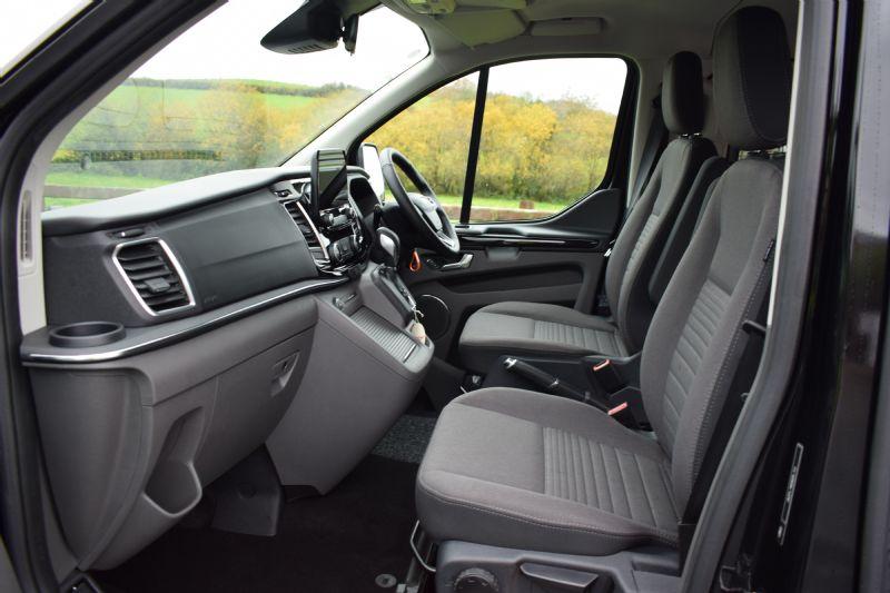 2018 Ford Tourneo Custom Freestyle 310 L1 Titanium AT 2.0 TDCi 130PS