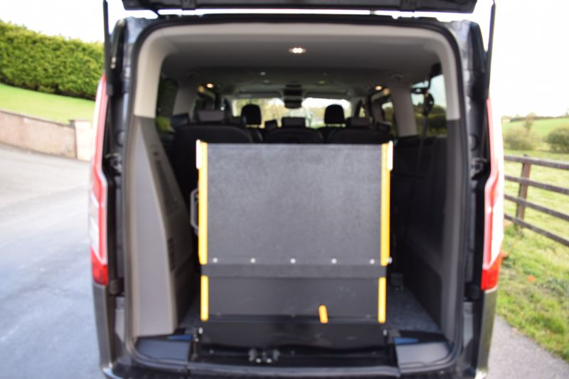 2018 Citroen Berlingo Multispace Flair BlueHDi ETG6 100