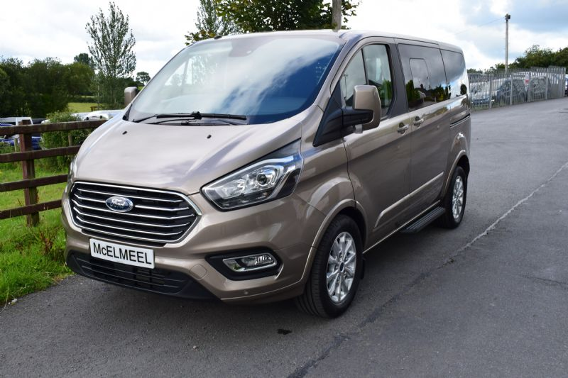 2019 Ford Tourneo Custom Family 310 L1 Titanium X 2.0 TDCi 130PS