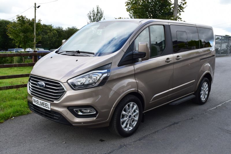 2020 Ford Tourneo Custom Freestyle 320 L1 Titanium X 2.0 TDCi 130PS