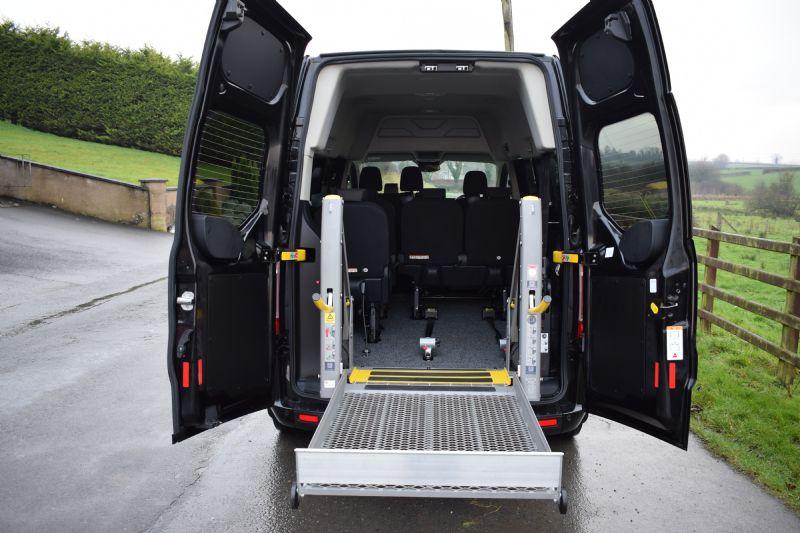 2018 Ford Tourneo Custom Freestyle 310 L1 Titanium X 2.0 TDCi 130PS