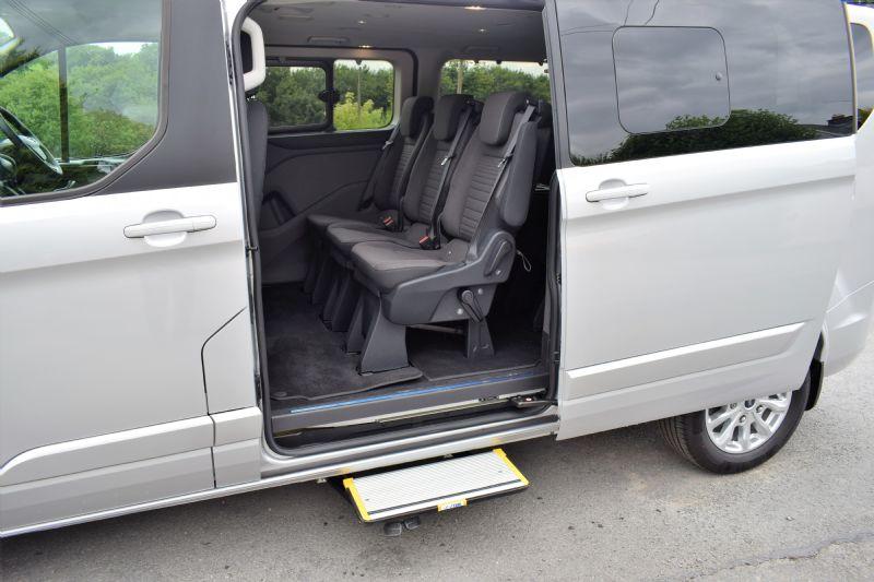 2018 Ford Tourneo Custom A-Cab 2.0 Titanium 130