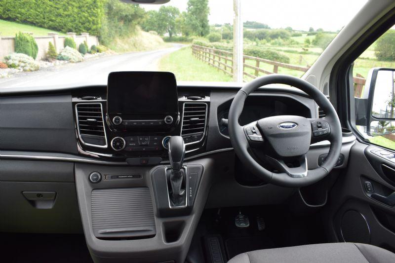 2019 Ford Tourneo Custom Fortitude 310 L2 Titanium AT 2.0 TDCi 130PS