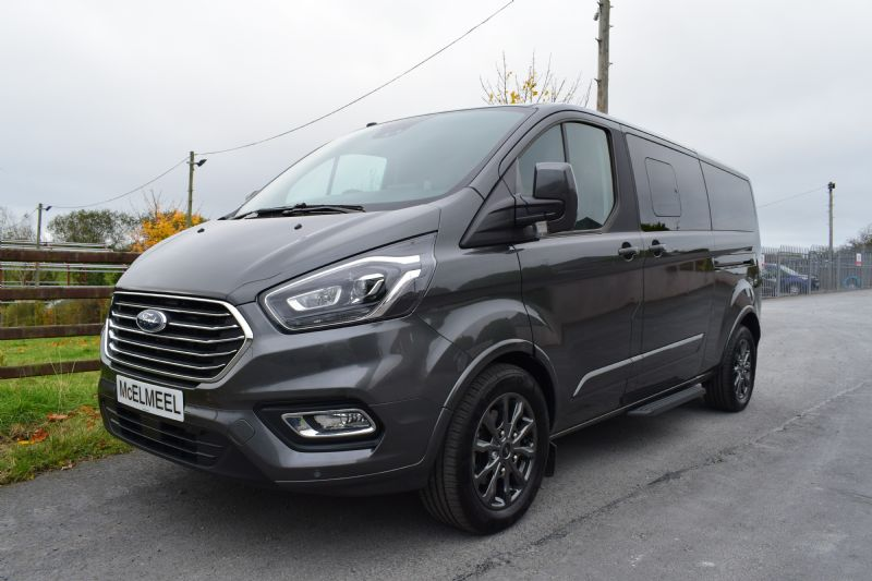 2020 Ford Tourneo Custom Fortitude 320 L2 Titanium X 2.0 TDCi 130PS