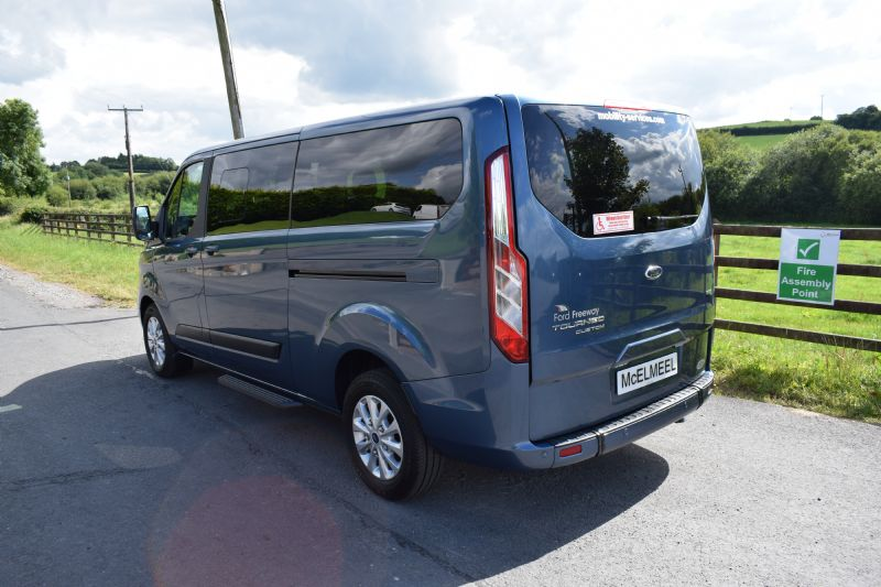 2018 Ford Tourneo Custom Freeway 310 L2 Zetec 2.0 TDCi 105PS