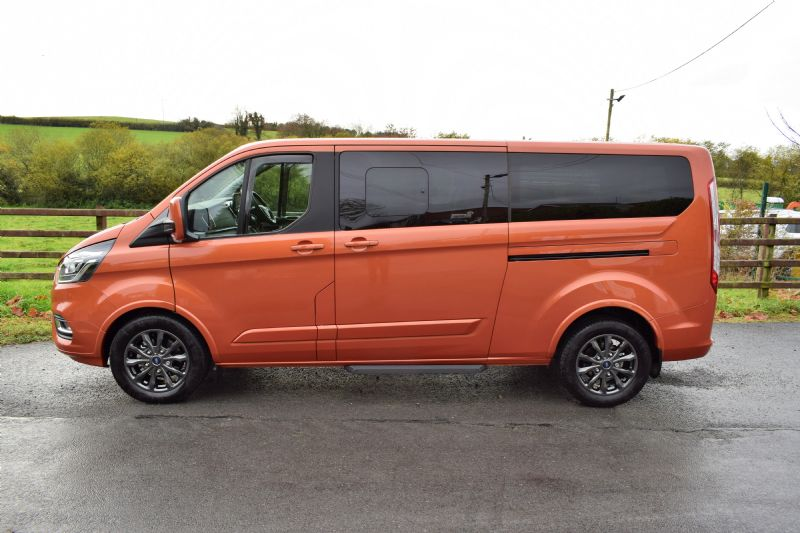2019 Ford Tourneo Custom Fortitude 310 L2 Titanium X 2.0 TDCi 130PS
