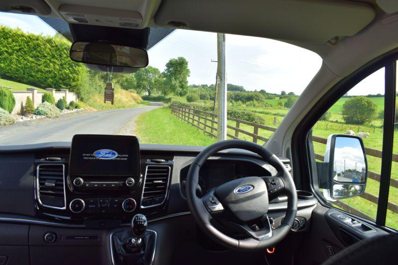2018 Ford Tourneo Custom A-Cab+ 2.0 Titanium 130