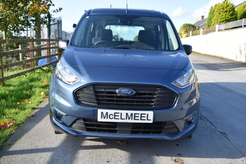 2019 Ford Grand Tourneo Connect 100ps EcoBlue Zetec