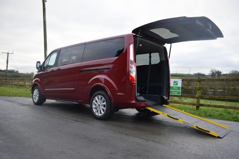 Ford Tourneo Custom Freeway 320 L2 Titanium AT 2.0 TDCi 130PS
