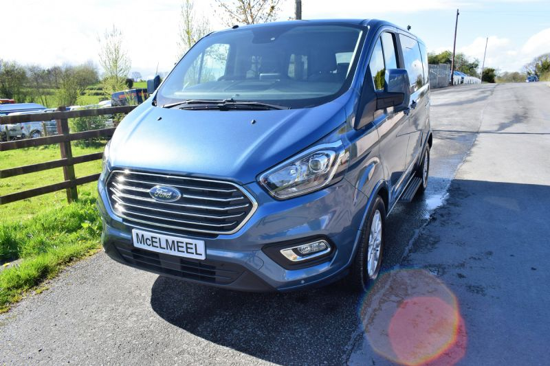 2020 Ford Tourneo Custom Freestyle 320 L1 Titanium 2.0 TDCi 130PS