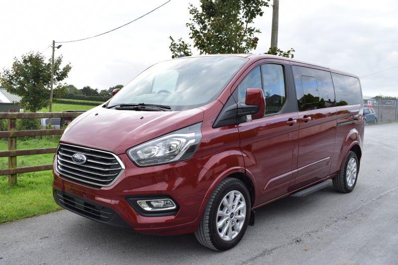 2018 Ford Tourneo Custom A-Cab 2.0 Zetec 105