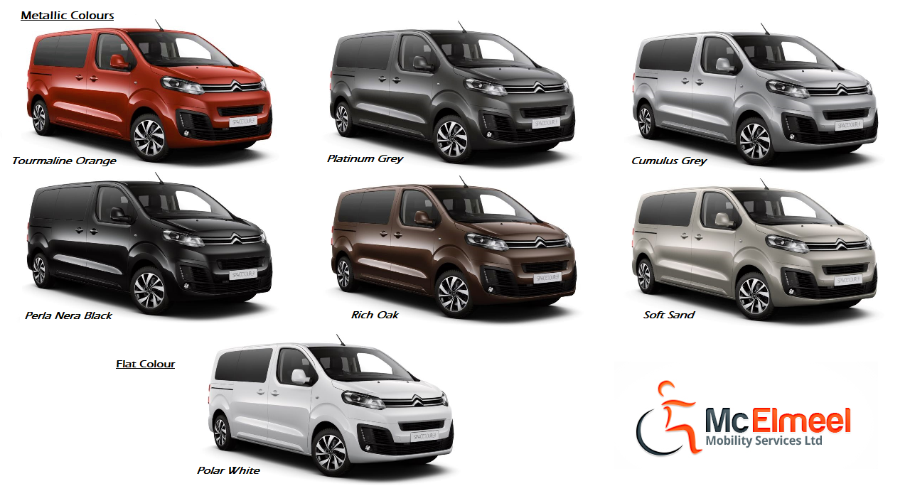 2020 Citroen SpaceTourer Feel M BlueHDi 180 S&S 8 Speed